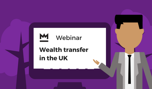 Wealth transfer in the UK webinar