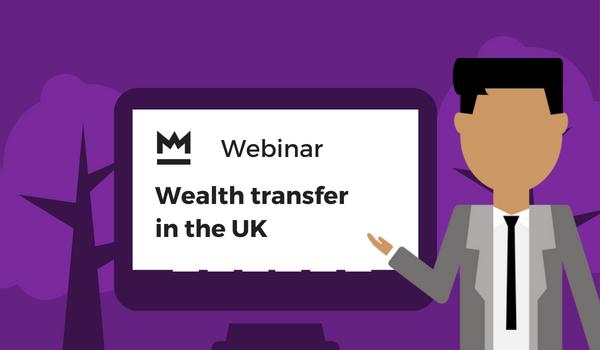 Wealth transfer in the UK webinar