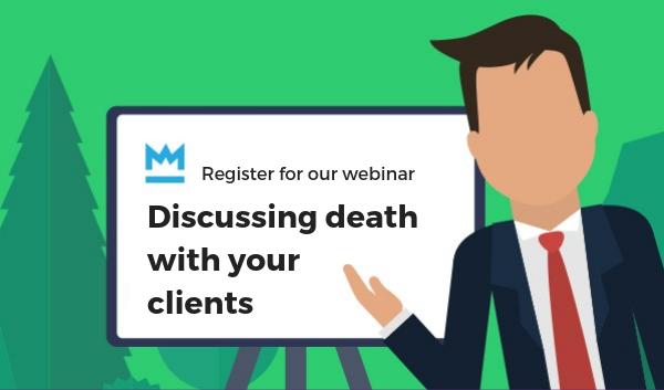 Discussing death with your clients